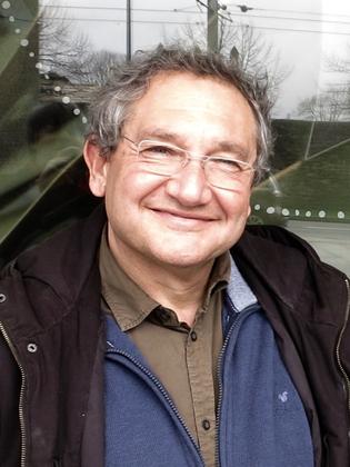 Portrait de Paul Agius à Bordeaux le 7 janvier 2016